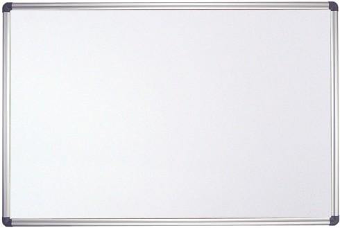 Magnetische Whiteboards mit Alurahmen
