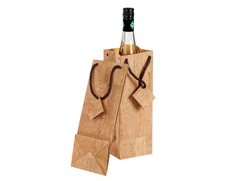 Weinflaschen Geschenkverpackung