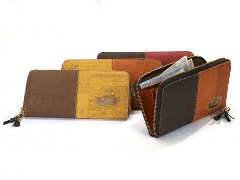 Portemonnaie aus Kork